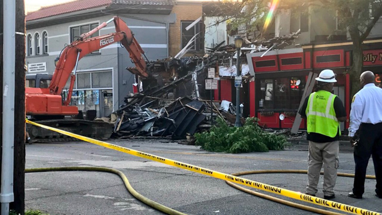 Coffee house destroyed by fire plans to reopen