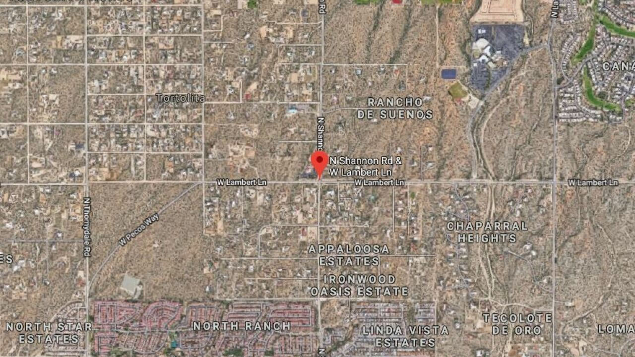 Serious crash closes Shannon Road in Oro Valley