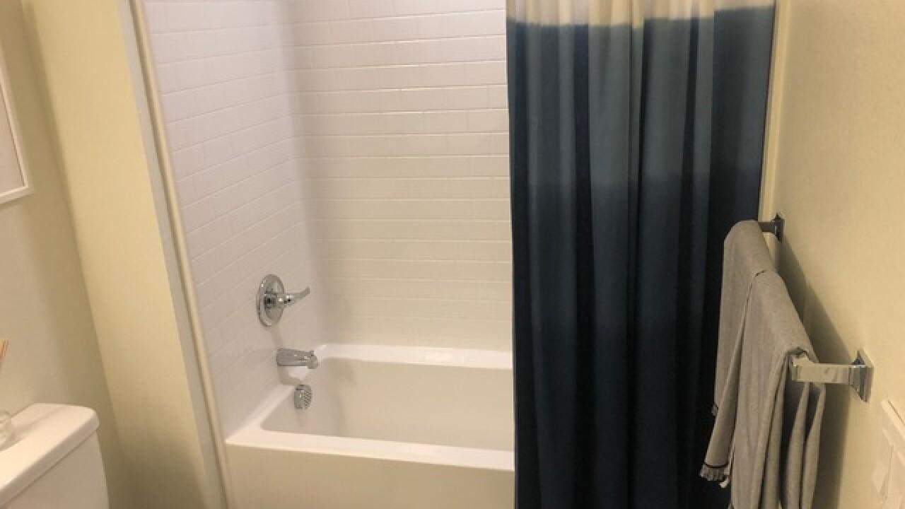 PHOTOS: Luxury apartments in downtown Las Vegas
