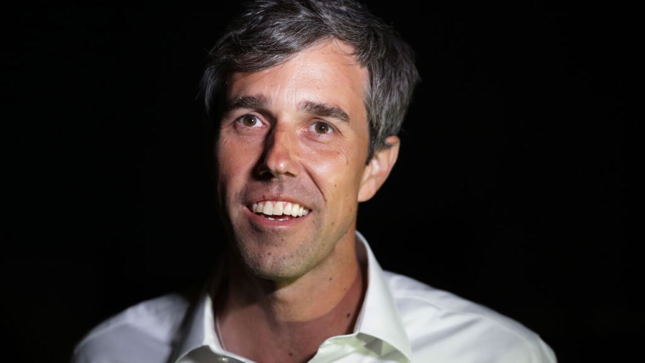Beto O'Rourke calls on Congress to begin impeachment process on Trump