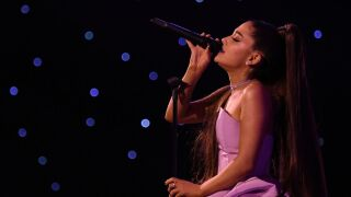 NASA parodies Ariana Grande song to promote mission that will send first woman to moon
