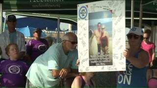 Virginia Beach adaptive surfing event honors mass shooting victim, brings hope