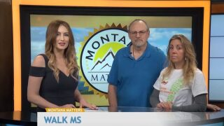 Montana Matters Interview with Walk MS