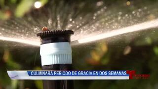 Culminará periodo de gracia de deudas de facturas de agua el 28 de Junio