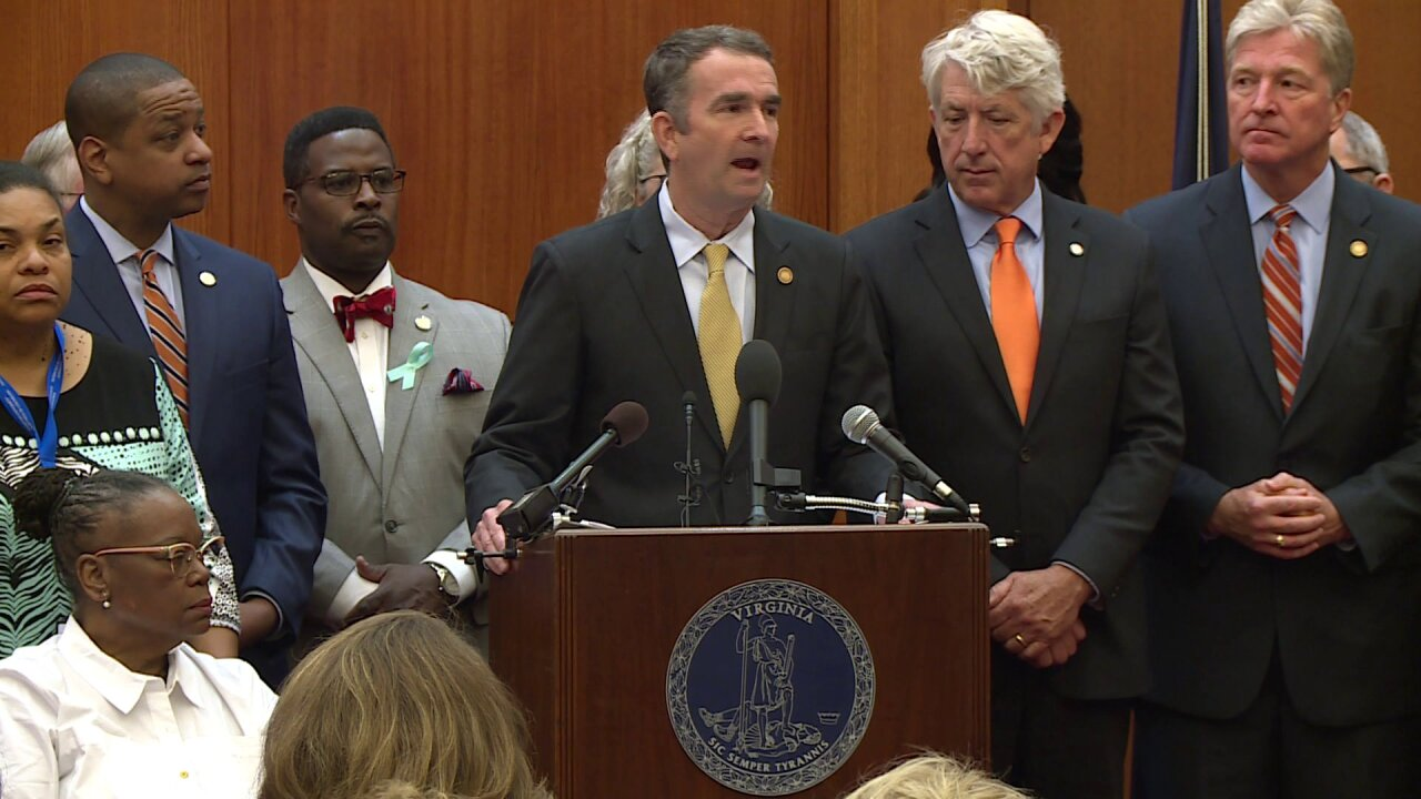 Virginia lawmakers to talk gun violence at July 9 specialsession