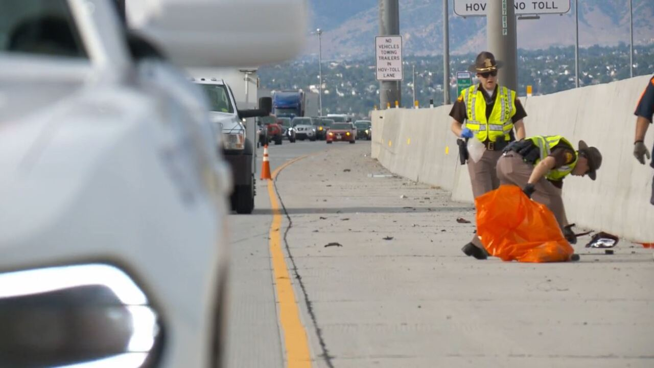 fatal motorcycle accident on I-15 in Draper (3).JPG