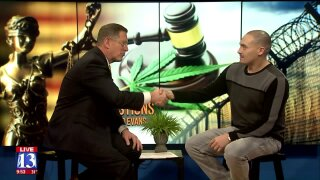 Three Questions with Bob Evans: Prison reform advocate WeldonAngelos