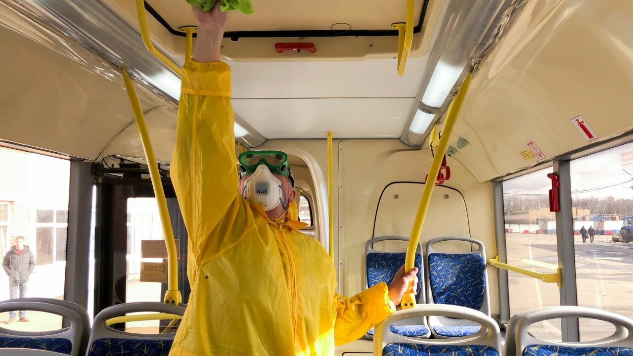 Russia Virus Outbreak