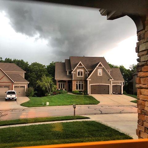 Tornado western Shawnee