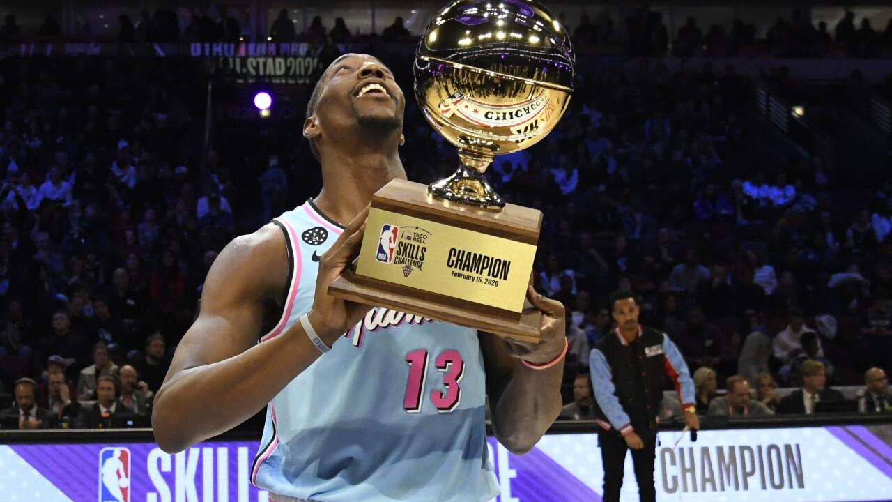 NBA All Star Game Saturday Night