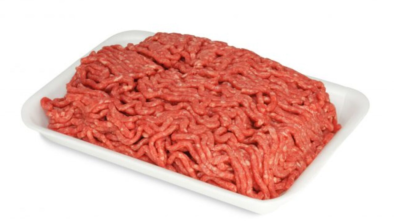 8 hospitalized, 1 dead in Salmonella outbreak linked to ground beef
