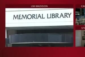 UW-Madison student hospitalized from the coronavirus