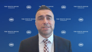 Dr. Bechara Choucair, White House vaccination coordinator
