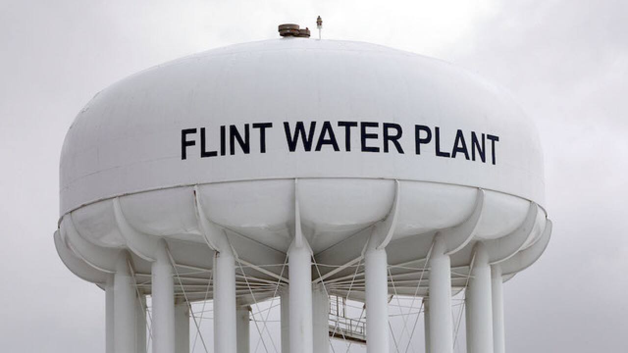 Flint, Michigan still dealing with water crisis
