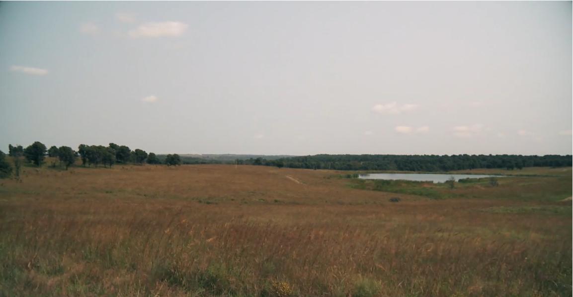 Osage Nation land
