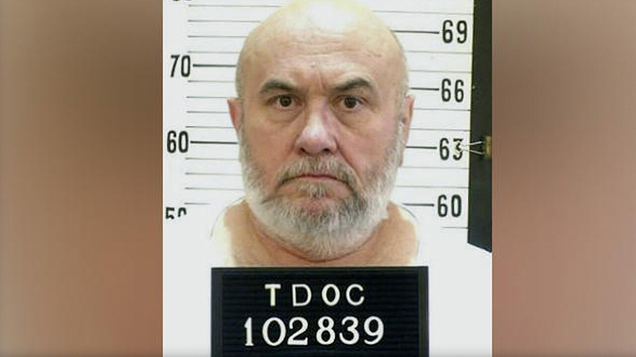 Death penalty foes plan vigils before Tennessee execution