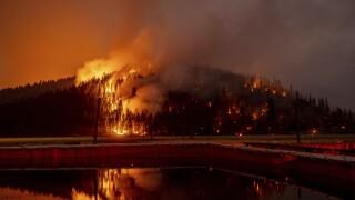 California Wildfires-Utility