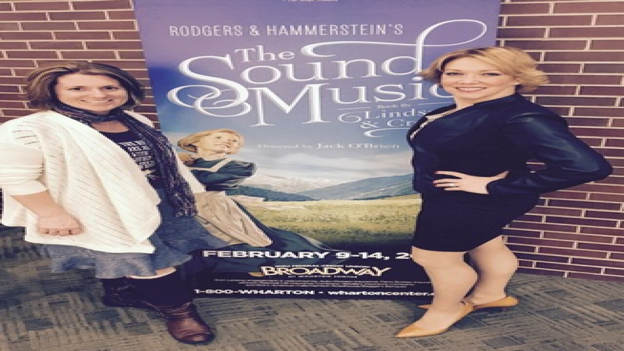 Michigan native performs in The Sound of Music