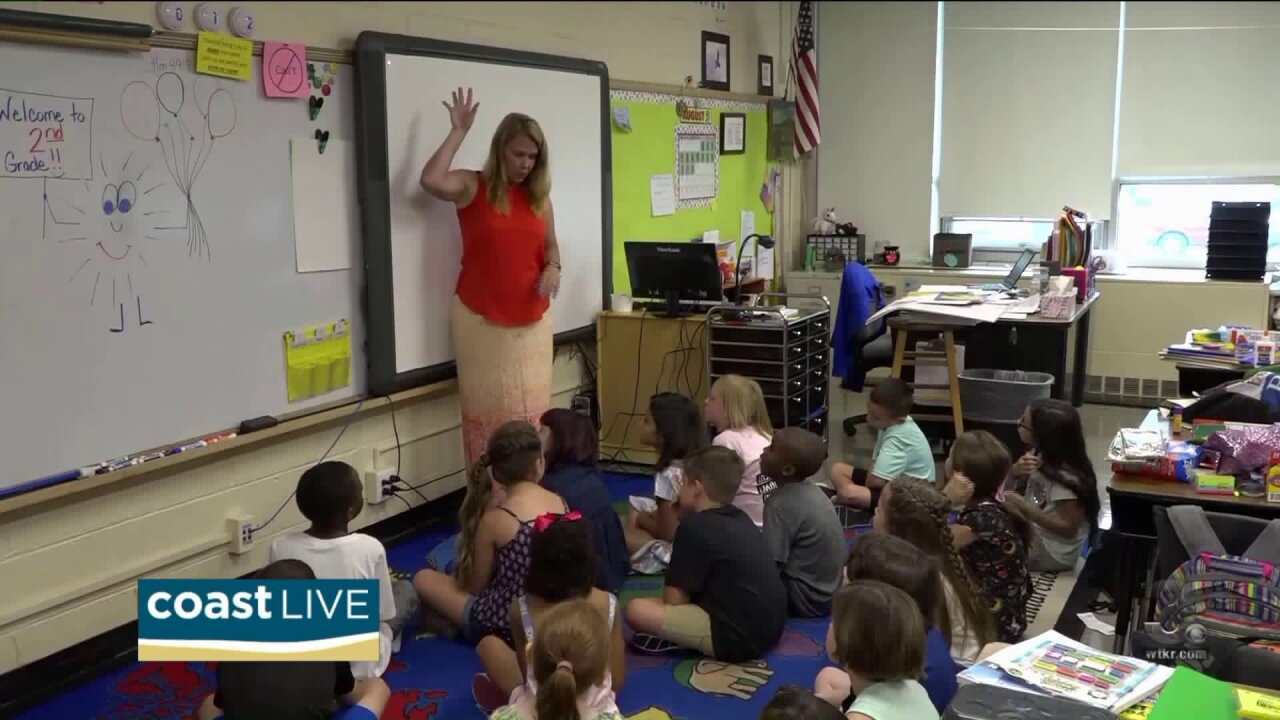 Dealing with back to school anxiety on CoastLive