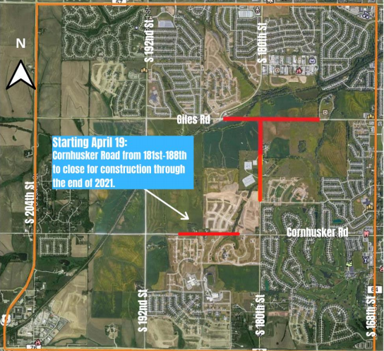 SARPY COUNTY CORNHUSKER ROAD PROJECT