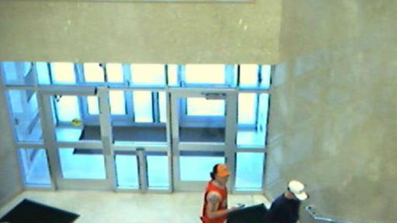 Wheelchair stolen from IU Health Center