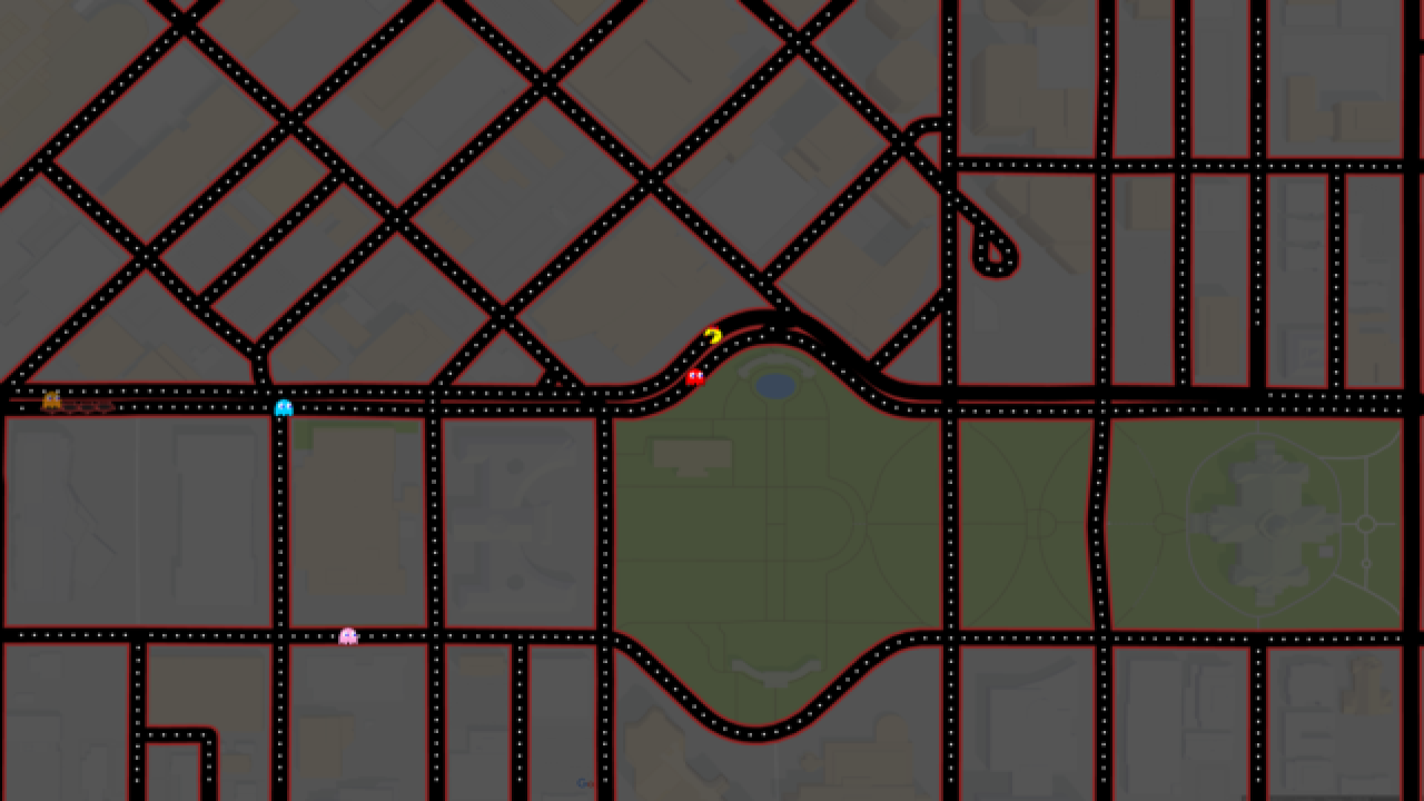 7 hardest Colorado locations to play Google Maps\' Pac-Man game on ...