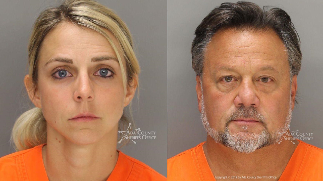 Meridian pair booked on felony burglary charges after wine