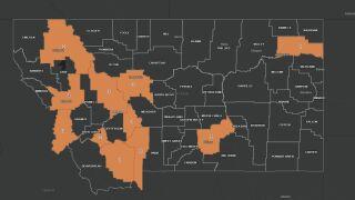 3 cases of coronavirus (COVID-19) confirmed in Cascade County