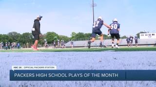 Packers High School Plays of the Month program kickoff