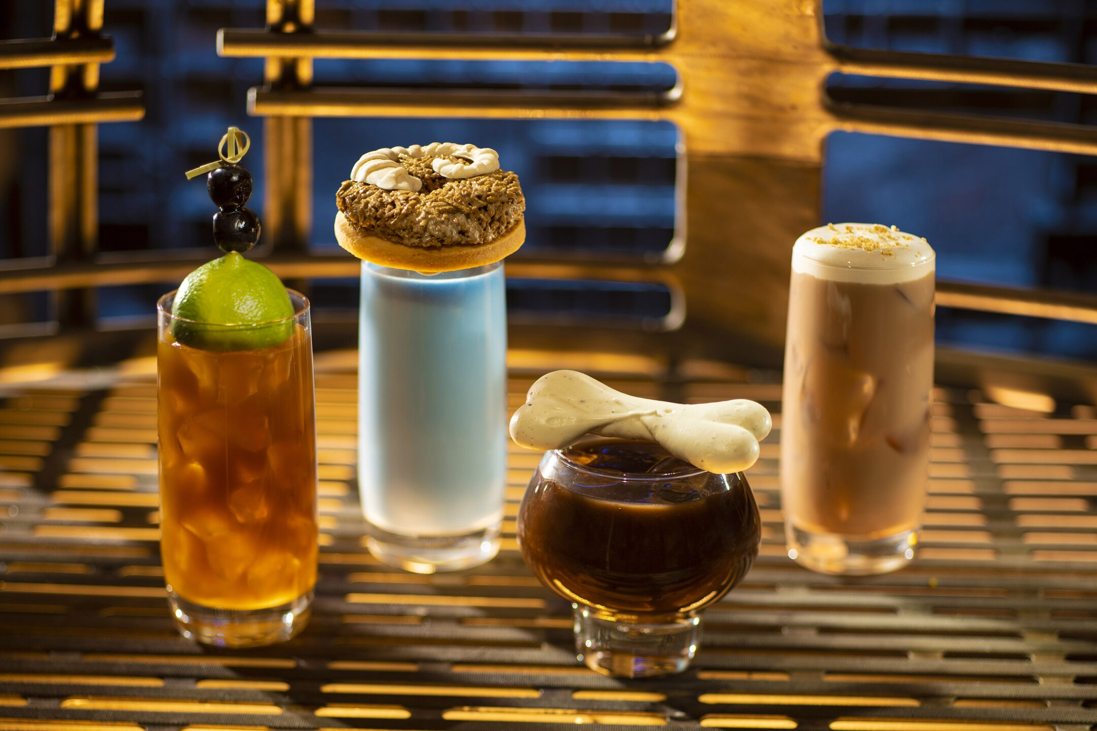 Star Wars: Galaxy's Edge - Oga's Cantina Breakfast Beverages