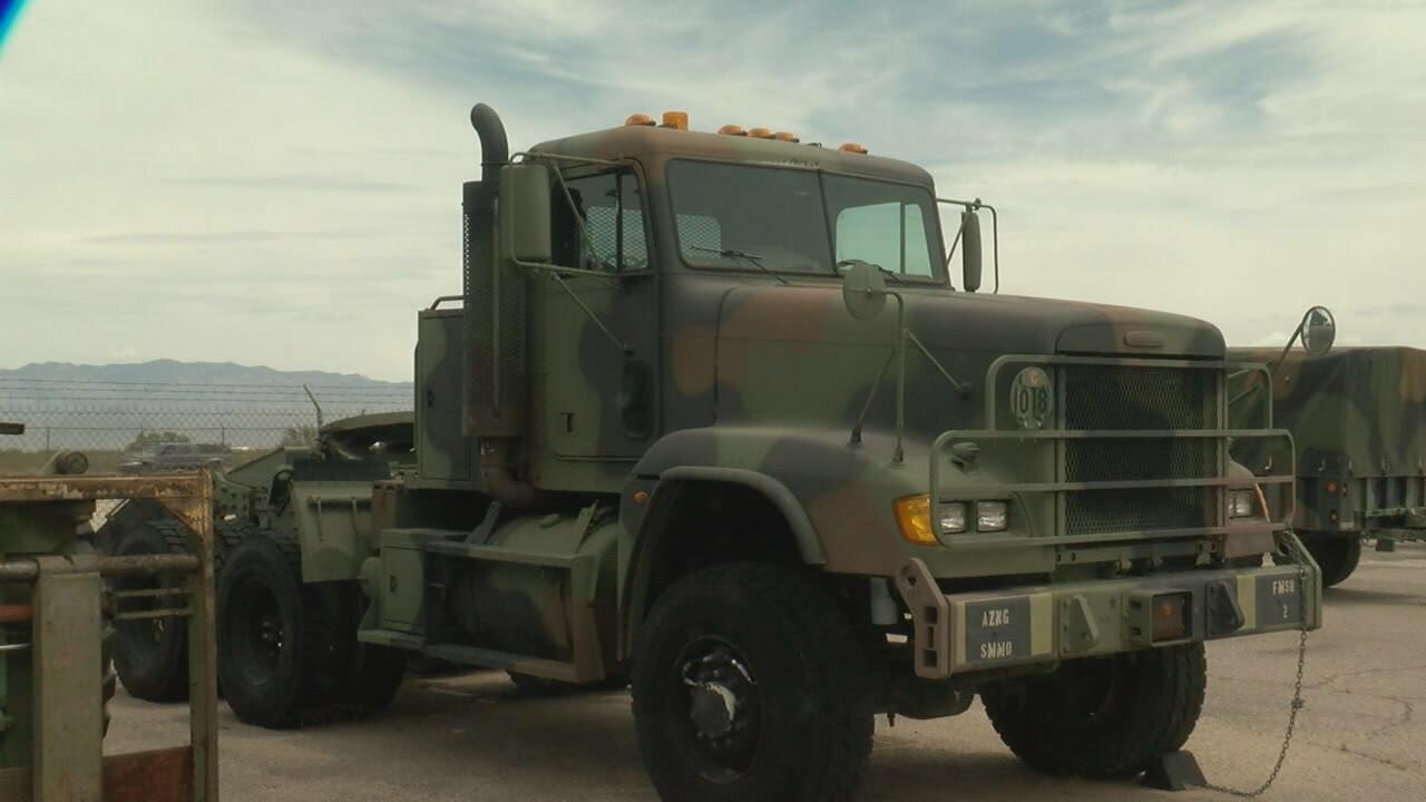 2019-05-10 Military truckers-Mil freightliner.jpg