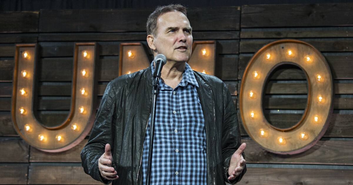 Actor and comedian Norm Macdonald dead at 61 - KATC Lafayette News
