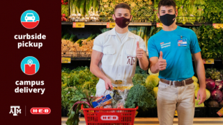 Texas A&M H-E-B Partnership
