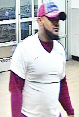 Photos: Virginia Beach police searching for man who allegedly stole wallet of elderlyvictim