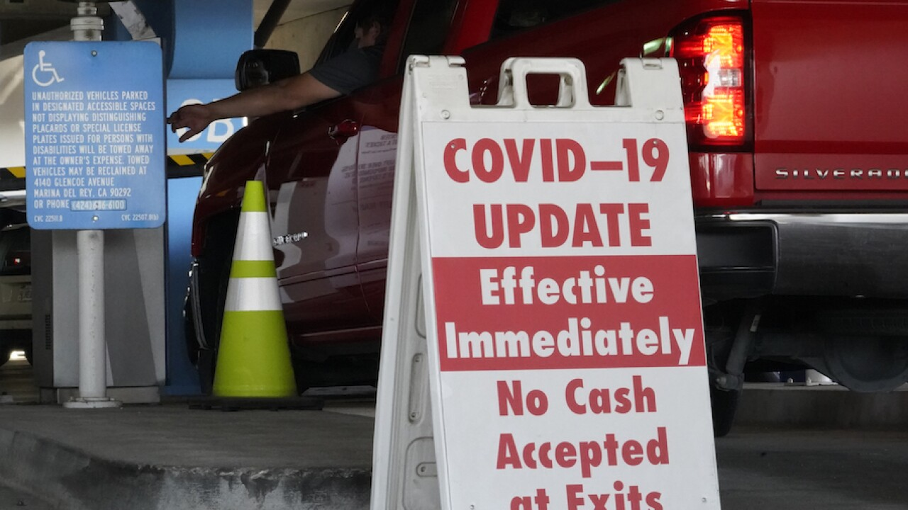 California governor imposes new restrictions to curb COVID