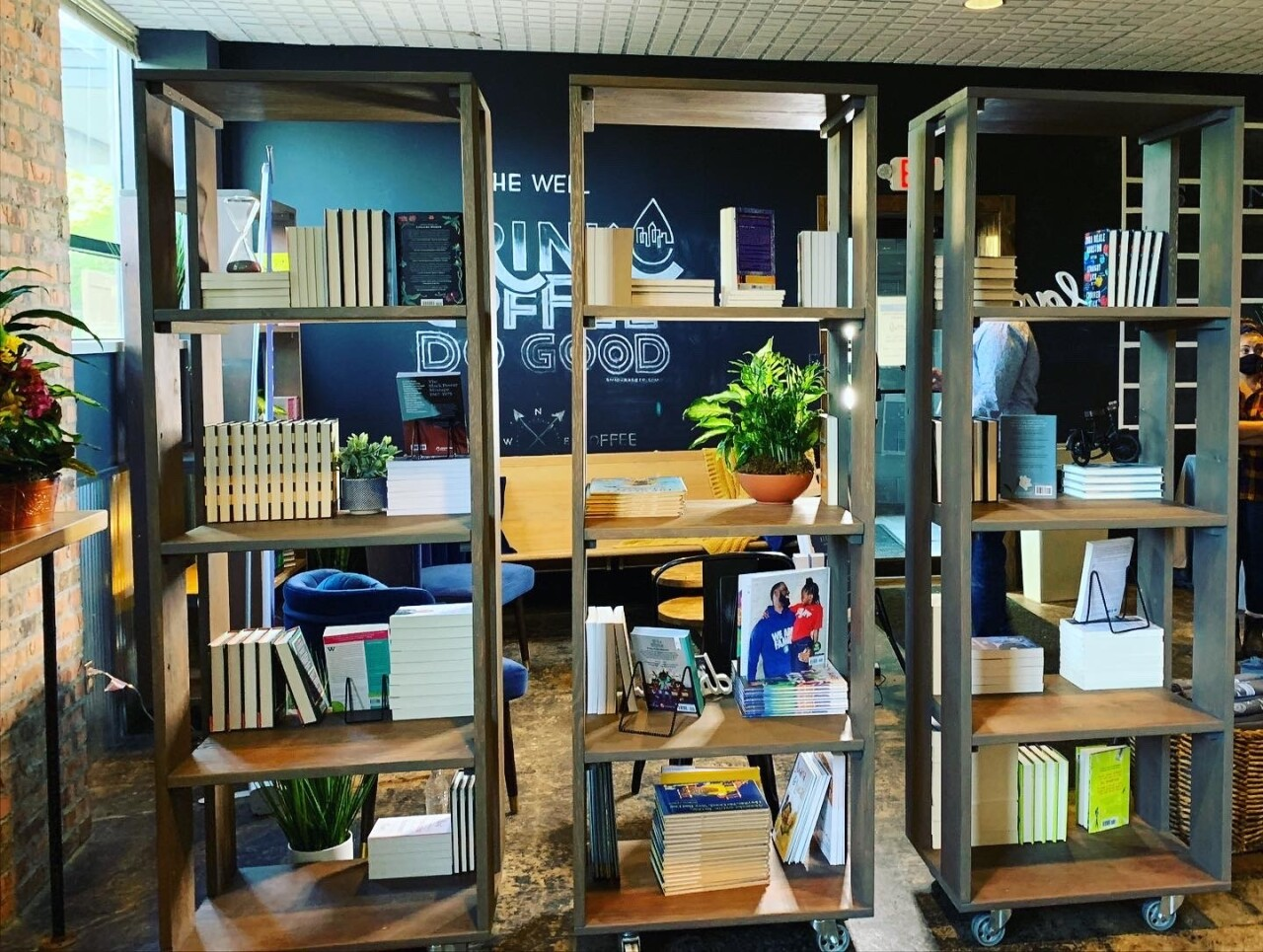 Elizabeth's Bookshop and We