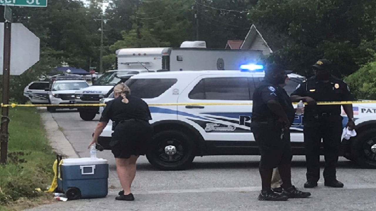 One person killed in Thomasville shooting, police investigating.png