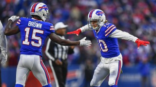 Brown and Beasley impress during first season with Bills