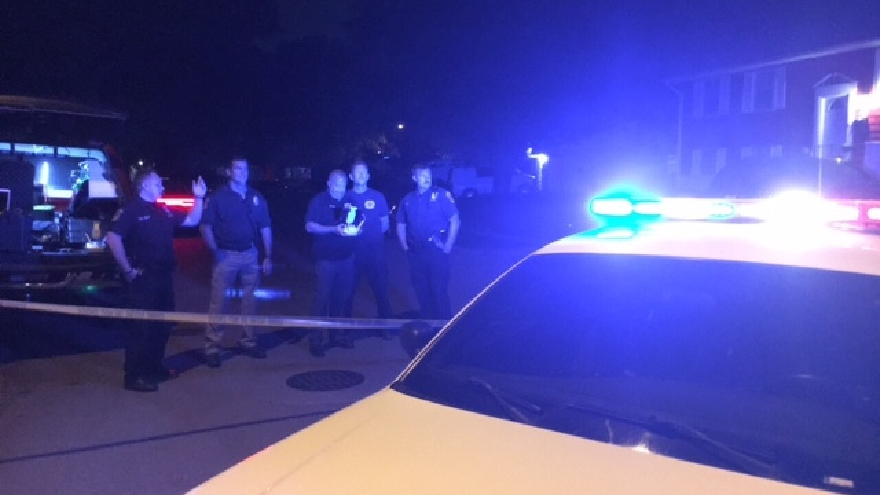 Shots fired during police pursuit in Lawrence