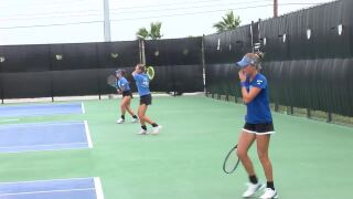 Islanders looking for Southland home cooking at conference tennis tournament this weekend