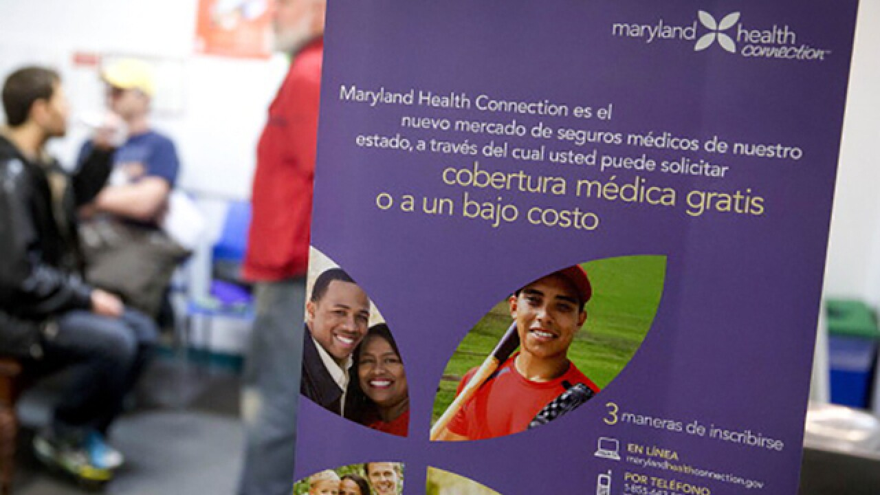 Maryland Health Exchange educates residents about open enrollment, Nov. 1 to Dec. 15