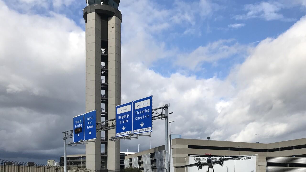 Tower Milwaukee Mitchell International Airport