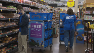 The push for grocery workers to be vaccinated sooner