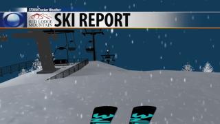Evening ski report 1/22
