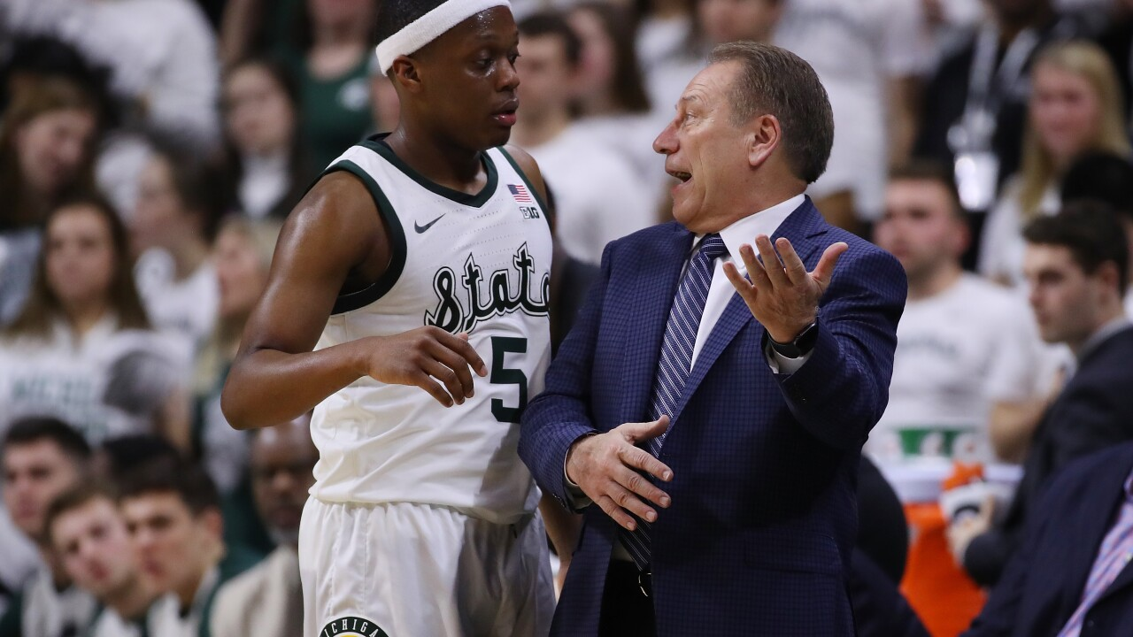 Michigan State guard Cassius Winston is the unanimous pick for Big Ten Preseason Player of the Year