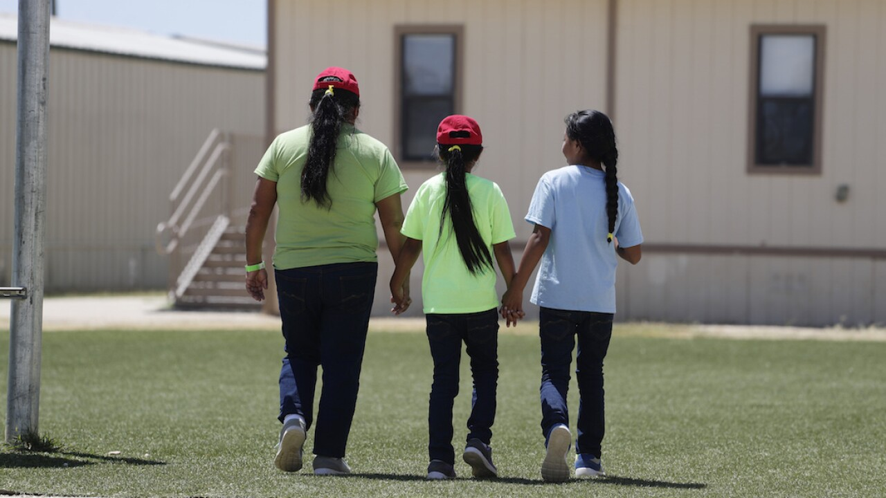 Parents of 545 children separated at U.S. border believed to have been deported