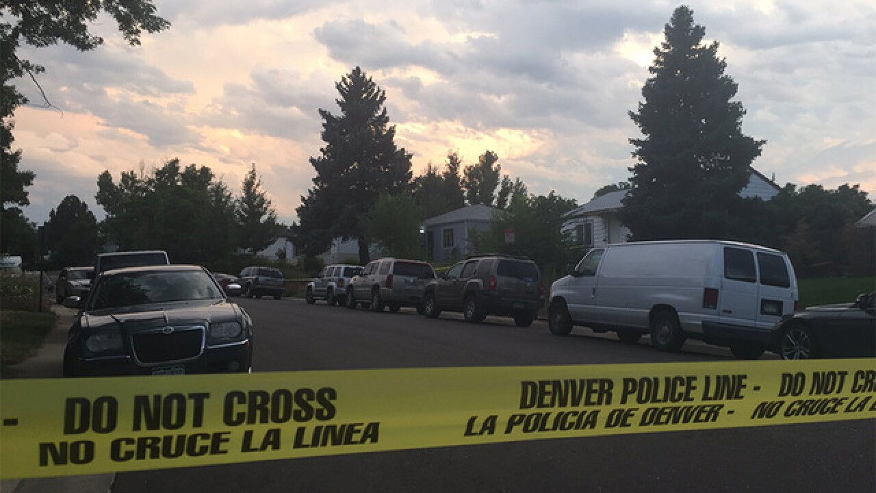 Shooting that left 2 dead in southwest Denver was domestic violence incident, DPD says