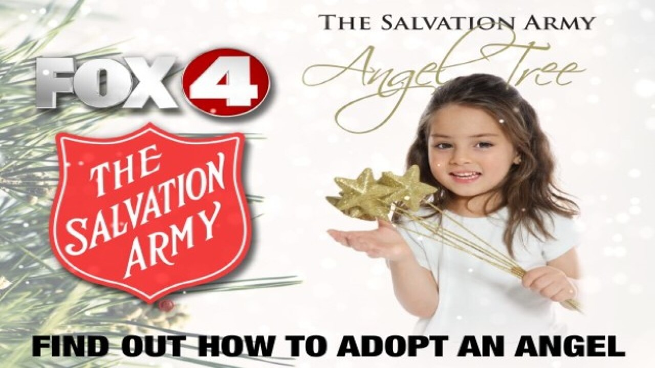 Angel Tree locations in Southwest Florida