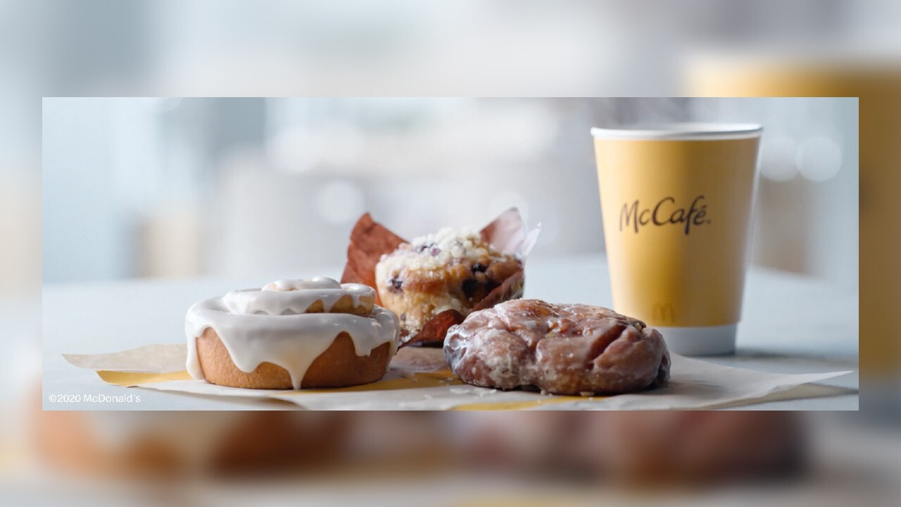 Mcdonald S Adding Blueberry Muffins Cinnamon Rolls Apple Fritters To Its Breakfast Menu