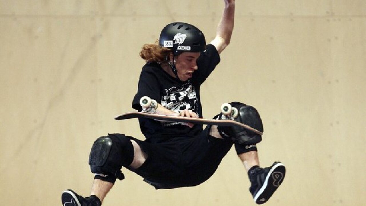Shaun White eyes skateboarding in 2020 Olympics